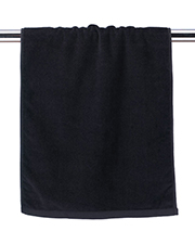 Towels Plus by Anvil T680AN  T680 Unisex Deluxe Hemmed Hand Towel at GotApparel