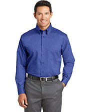 Red House TLRH37 ® Tall Nailhead Non-Iron Button-Down Shirt.  at GotApparel