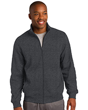 Sport-Tek TST259 ® Tall Full-Zip Sweatshirt.  at GotApparel