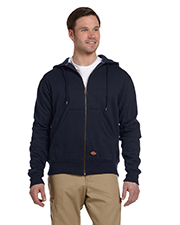 Dickies TW382 Adult Thermal-Lined Fleece Jacket at GotApparel