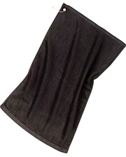 Port Authority TW51 Men Grommeted Golf Towel at GotApparel