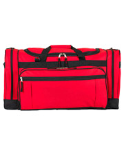 UltraClub U3906    ® Large Duffel Bag  at GotApparel
