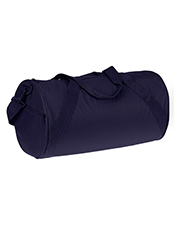 UltraClub UC805  Recycled Barrel Duffel Bag at GotApparel