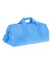 UltraClub UC806  8806 Unisex Large Square Duffel Bag at GotApparel