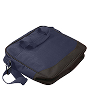 Big Accessories / BAGedge XVP Bagedge Zippered Portfolio at GotApparel