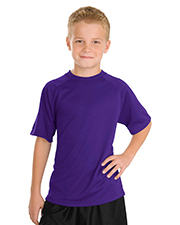 Sport-Tek ®  Youth Dry Zone ®  Raglan T-Shirt