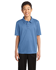 Port Authority Y540 Boys Silk Touch™ Performance Polo at GotApparel