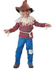 California Costumes 00169 Infants Harvest Time Scarecrow / Toddler at GotApparel
