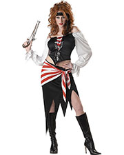 California Costumes 01291  RUBY, THE PIRATE BEAUTY / ADULT at GotApparel
