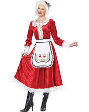 California Costumes 01556 Women Classic Mrs. Claus / Adult at GotApparel