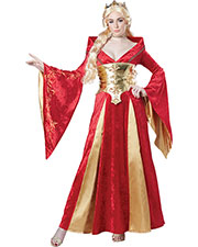 California Costumes 01589 Women Medieval Queen / Adult at GotApparel
