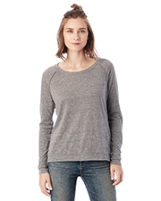 Alternative Apparel 01919E1 Women Ladies' Locker Room Eco-Jersey™ Pullover at GotApparel