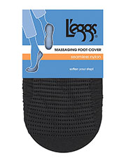 L'eggs 03925 Women Seamless Nylon Foot Cover at GotApparel