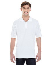 Hanes 055P Men 6.5 oz. X-Temp® Piqué Short-Sleeve Polo with Fresh IQ at GotApparel