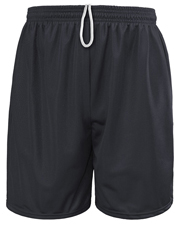 Soffe 060M  Adlt Mini Msh Short 7 Poly at GotApparel