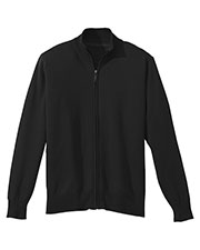 Edwards 064 Women's Long-Sleeve Full Zip Cardigan at GotApparel