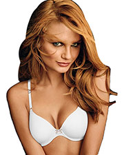 Maidenform 07958 Women One Fab Fit No Slip Strap Embellished Extra Coverage T-Shirt Bra at GotApparel