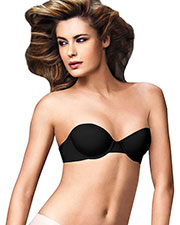 Maidenform 09405 Women Comfort Devotion Strapless Demi Multiway Bra at GotApparel