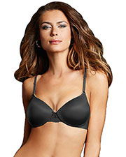 Maidenform 09453 Women Comfort Devotion No Wire Demi Bra at GotApparel