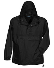 Tri-Mountain 1000 MenNavigator Unlined Navigator Anorak Hooded Jacket at GotApparel