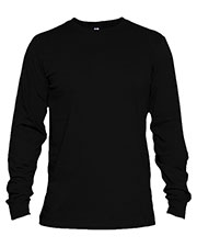 Zuni Sportswear 1005 Men Long Sleeve Crew Neck Tee at GotApparel