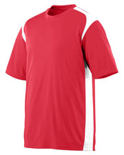 Augusta Drop Ship 1021 Boys Moisture Wicking Gameday Crew at GotApparel