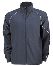 Soffe 1026Y Boys Youth Warm Up Jacket at GotApparel