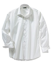 Edwards 1033 Men Long-Sleeve Spread Collar Dress Shirt at GotApparel