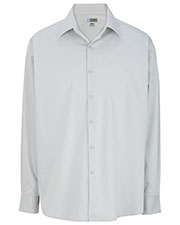 Edwards 1033 Men Spread Collar Long Sleeve Wrinkle Resistant Dress Shirt at GotApparel