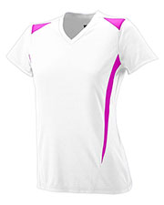 Augusta 1056 Girls Premier Softball Short Sleeve Jersey at GotApparel