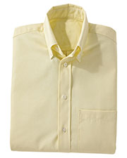 Edwards 1077 Men Button Down Collar Oxford Dress Shirt at GotApparel