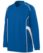 Augusta 1086 Boys Winning Streak Long Sleeve Soccer Jersey at GotApparel