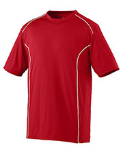 Augusta 1090 Men's Winning Streak Crew Short-Sleeve Soccer Jersey at GotApparel
