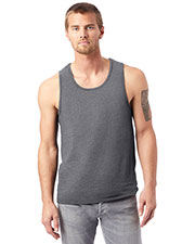 Custom Embroidered Alternative Apparel 1091C1 Men 3.98 oz. Go-To Tank at GotApparel