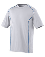 Augusta 1091 Boys Winning Streak Crew Short Sleeve Soccer Jersey at GotApparel