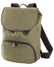 Augusta 1105 Unisex Glitter Backpack OneSize at GotApparel