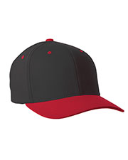 Yupoong 110CT Men Cool/Dry ProFormance Two-Tone Cap at GotApparel