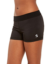 Soffe 1110G Girls Dri Short at GotApparel