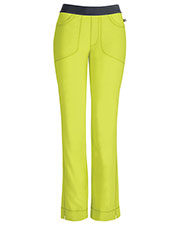 Cherokee 1124A Women Low Rise Slim Pull-On Pant at GotApparel