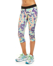 Soffe 1125G  Dri Capri at GotApparel