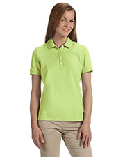 Ashworth 1146C Women Combed Cotton Pique Polo at GotApparel
