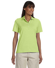 Ashworth 1147C Women High Twist Cotton Tech Polo at GotApparel