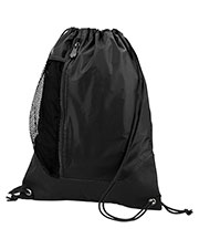 Augusta 1149 Unisex Tres Drawstring Backpack OneSize at GotApparel