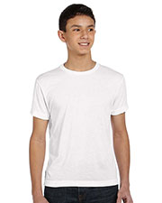 Sublivie 1210 Boys Polyester T-Shirt at GotApparel