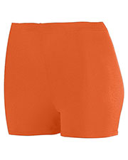 "Augusta 1211 Girls Poly/Spandex Volleyball 2.5"" Short at GotApparel"
