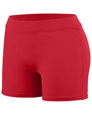 Augusta 1222 Women Enthuse Shorts at GotApparel