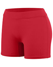Augusta 1223 Girls Enthuse Short at GotApparel