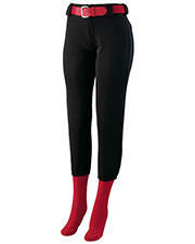 Augusta 1241 Girls Low Rise Homerun Pant at GotApparel