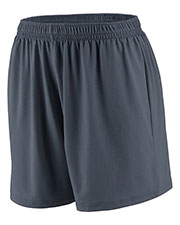 Augusta 1293 Girls Inferno Athletic Short With Drawcord at GotApparel