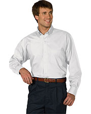 Edwards 1295 Men Poplin Long-Sleeve Shirt at GotApparel